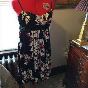 Ruby Rox New Sleeveless Strappy Dress